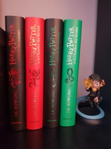 Livres Harry Potter
