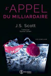 L'appel du Milliardaire (Les Saint Clair Tome 4) de J.S Scott