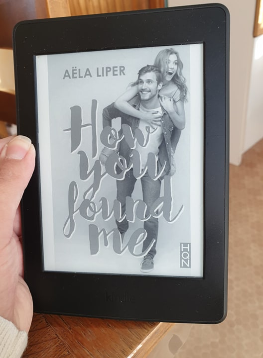 How you found me de Aela Liper